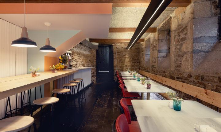 Oliveira: novo espazo gastronómico