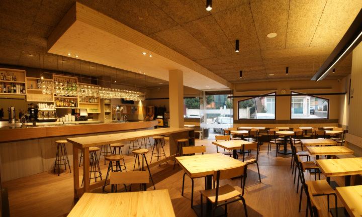 Reforma de cafetería Barranco
